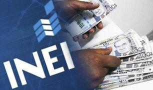 INEI: inflación llegó a 4.53% a nivel nacional
