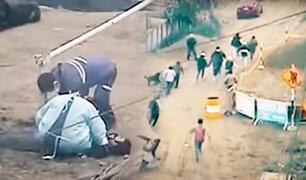 Ventanilla: alias 'Callao' fue detenido por cobro de cupos en obras de gas