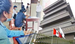 Minedu: 230 mil estudiantes regresaron a clases semipresenciales