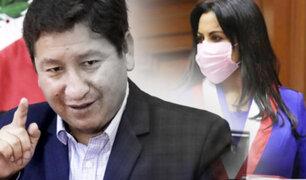 """Guido Bellido: """"He sido agredido por la señora Chirinos en el mismo Congreso"""""""