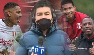 Selección peruana: Todo listo para enfrentar a Uruguay esta noche