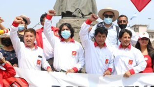 Diversos asesores de Perú Libre firmaron planillones del Movadef