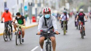 MTC: postergan multas para ciclistas hasta marzo de 2022