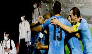 Eliminatorias Qatar: selección uruguaya llegó a Lima para partido contra Perú