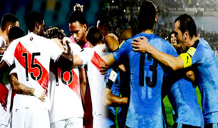 Perú vs. Uruguay: La previa se vive en las afueras del Estadio Nacional