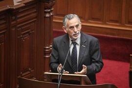 AmCham: Francke sostuvo que no está en agenda del Gobierno una Constituyente
