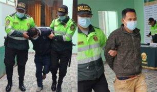 Magdalena: tras persecución policial capturan a delincuentes que asaltaron a una mujer