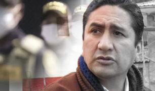 Vladimir Cerrón: inician investigación preliminar por presunto resguardo irregular