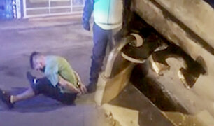 La Molina: detienen a sujeto que robó conocido minimarket