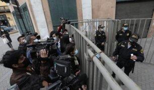 """Congreso: expresan su preocupación ante ONU y CIDH por """"desplantes y agresiones"""" contra la prensa"""