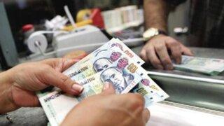Titular del MTPE reitera voluntad de subir el sueldo mínimo de S/ 930