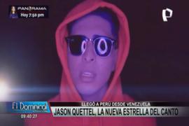 Joven venezolano busca conquistar la industria musical en el Perú y en toda Latinoamérica