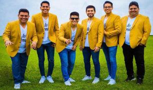 """Recorrerán Europa: agrupación trujillana """"Los Méndez"""" realiza su primera gira internacional"""