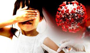 Covid-19: Pfizer pide a FDA que autorice su vacuna para niños entre 5 y 11 años
