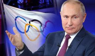 Vladimir Putin quiere los Juegos Olímpicos de 2036 para Rusia