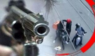 Ola de robos en Lima ¡delincuencia no da tregua!