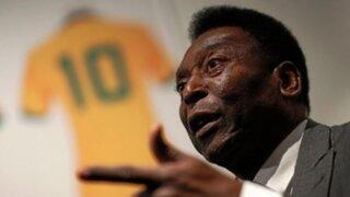 'Pelé' continúa su recuperación a casi un mes de ser hospitalizado