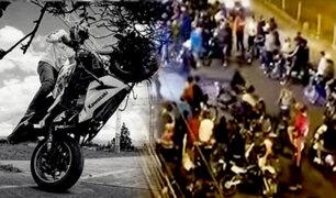 Biker stunt: deporte extremo de acrobacias genera molestias entre vecinos de Los Olivos