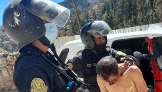 Huancavelica: dictan prisión preventiva a sujeto acusado de violación y muerte de una niña