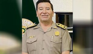 Policía Nacional del Perú reconoció al nuevo comandante general PNP Javier Gallardo Mendoza