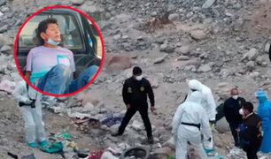 Tacna: iracundo ladrón lanza mujer al río al no encontrarle nada de valor