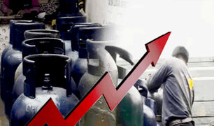 Precio del balón de gas doméstico sube hasta 60 soles en Lince