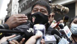 Viceministro de gobernanza negó haberse reunido con César Tito Rojas
