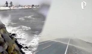 Pisco: capitanía informa cierre de puertos por fuertes vientos