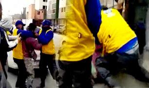 Comas: mototaxistas denuncian abusos de los fiscalizadores durante intervenciones