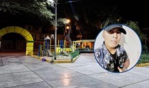 Piura: asesinan a joven de siete balazos frente a una iglesia