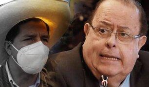Edwin Martínez: Presidente Castillo estaría evaluando cambiar a Julio Velarde del BCR