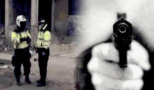 Chorrillos: sicario disfrazado de indigente asesina a padre de familia