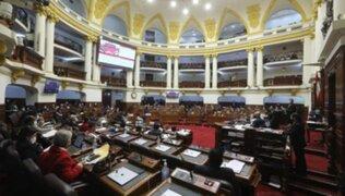 Comisión de Constitución aprobó suspender elecciones primarias para comicios de 2022