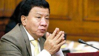 """Enrique Wong: """"Espero que Barranzuela pueda renunciar antes de que vaya al Congreso"""""""