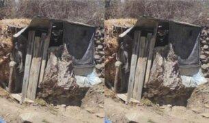 Huancavelica: encuentran el cuerpo de un niño de tres años decapitado