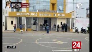 La Libertad: PNP allana Municipalidad de Poroto por presunto tráfico de terrenos