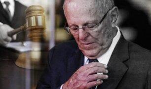 PPK: Piden impedimento de salida del país para expresidente por caso Interoceánica
