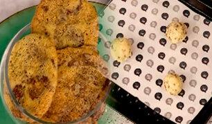 D'Mañana te enseña a preparar unas riquísimas galletas con chocochips