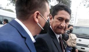 Perú Libre niega que haya fraccionamiento tras críticas al ministro de Justicia