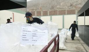 Ministro Carrasco: Neutralizarán 11 toneladas de insumos utilizados en la producción de cocaína