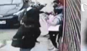 Chorrillos: trabajadores son asaltados en la puerta de su centro de trabajo