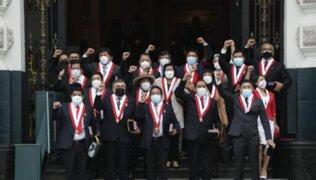 Perú Libre presentó proyecto que incorpora la figura de la Asamblea Constituyente para nueva Constitución