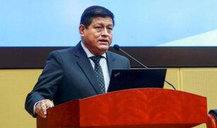 """Ayala responde a cuestionamientos sobre muerte de Guzmán: """"Yo fui a la base naval el sábado"""""""