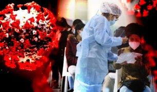 Octava vacunatón: masiva asistencia de público a centros de inoculación contra la Covid-19