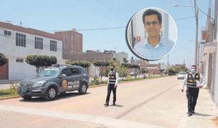 Lambayeque: coronel de la Policía Nacional fue acuchillado por resistirse a asalto