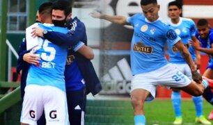 Goleada en el Callao: Cristal derrotó por 5-2 al Alianza Atlético