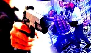 Crece ola de robos en las calles de Lima