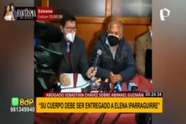 Abogado Sebastián Chávez habló sobre el destino de los restos de Abimael Guzmán