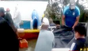 """Tumbes: """"pirata"""" asesina a pescador en alta mar"""