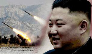 Corea del Norte prueba nuevo misil crucero de largo alcance